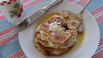 Pancake Almondine Recipe