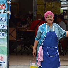 Happy life by Karyn Leong - People Portraits of Women (  )
