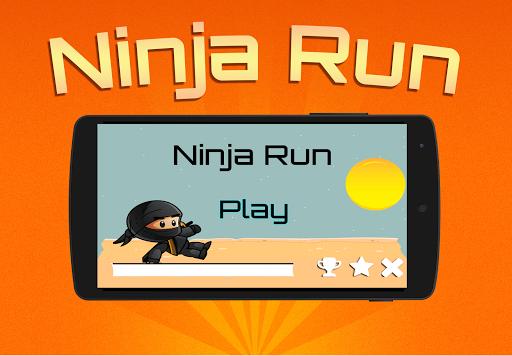Ninja Run 2 Swipe and jump