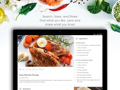 Cook to taste tasty recipes cooking videos android apps on cook to taste tasty recipes cooking videos screenshot thumbnail forumfinder Choice Image