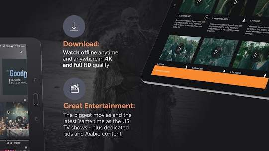 ستارزبلاي STARZPLAY ‎ App Download For Android and iPhone 8