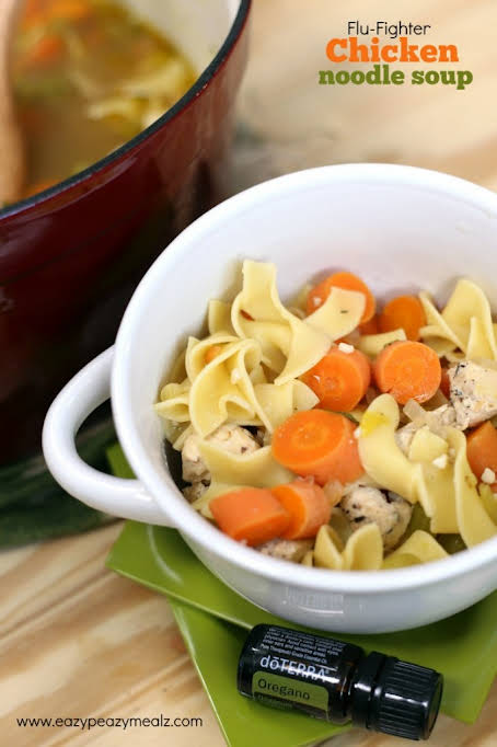 Flu Fighter Chicken Noodle