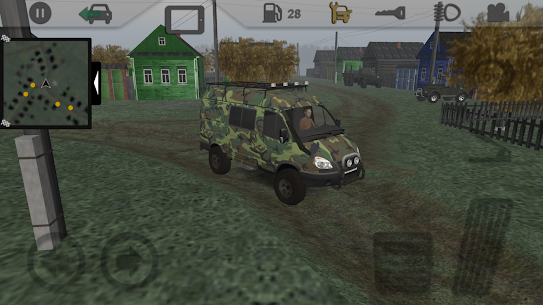 Russian SUV 9