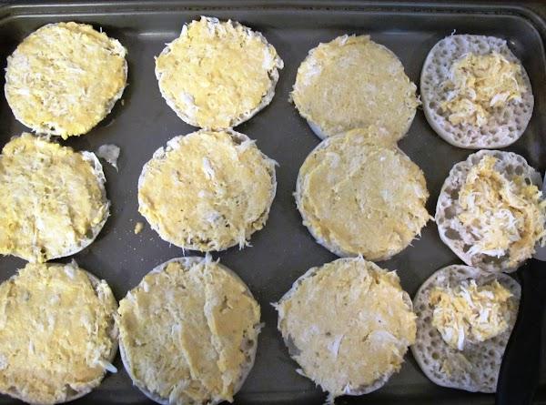 Crab Muffins Recipe