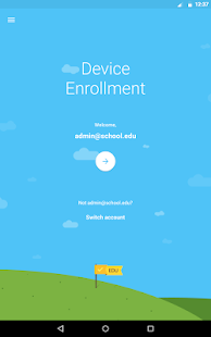 Android Device Enrollment - screenshot thumbnail