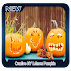 Creative DIY Lettered Pumpkin icon