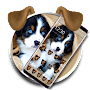 Cute Puppy Dog Theme
