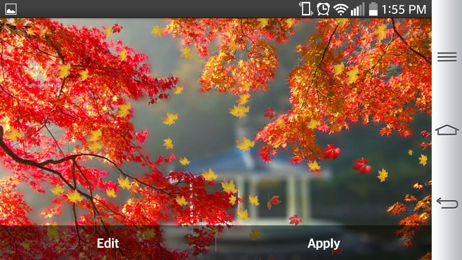 Autumn- screenshot
