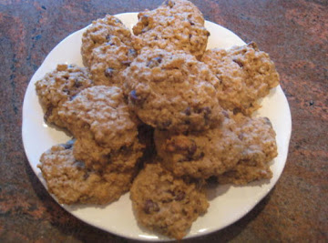 The Best Whole Wheat Oatmeal Chocolate Chip Cookies Recipe