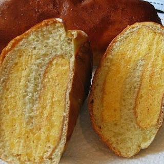 Matcha Bread Chiffon Roll
