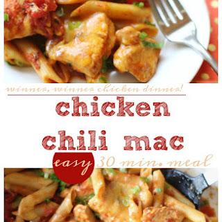 Chicken Chili Mac