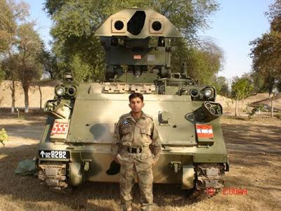 IMAGE 4: M-901 ATGM vehicle with TOW, II Corps