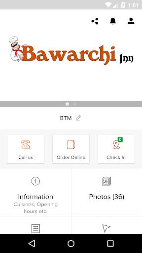 Bawarchi Inn