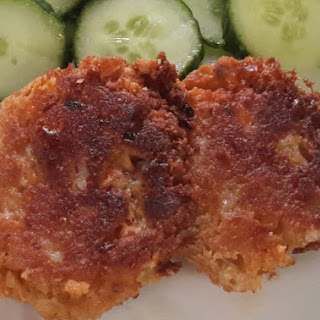 Tammie's Salmon Patties - regular and gluten free