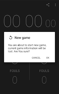 Mr Referee - Free Scoreboard screenshot 1