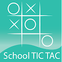 School Tic Tac Toe icon