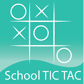 School Tic Tac Toe