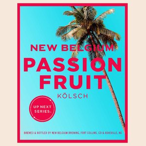 Logo of New Belgium Passion Fruit Kolsch