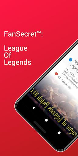 ? FanSecret™: League Of Legends Games ss1