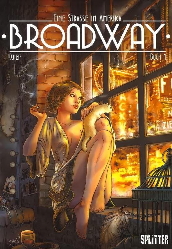 Broadway (2015) - komplett