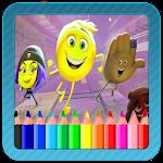 Emoji Film Coloring