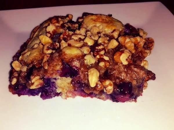 Blueberry Pancake Bake Recipe