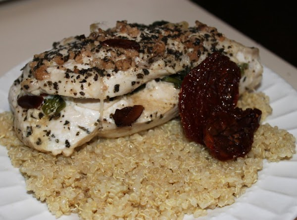 This-is-how-college-kids-make-it-fancy Chicken Recipe