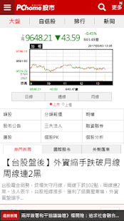 PChome 股市- screenshot thumbnail