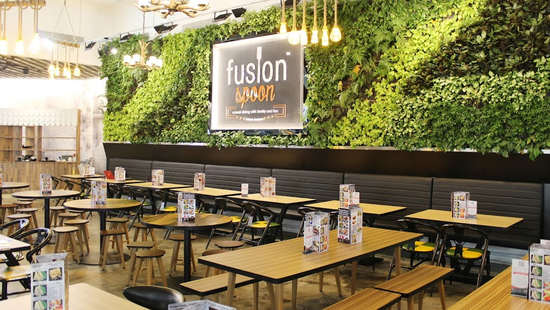 Fusion Spoon At Botanic Gardens Restaurant