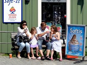 Photo: Wie die Schweden, so sind auch die Norweger uns im Pro-Kopf-Verbrauch von Eis weit überlegen.