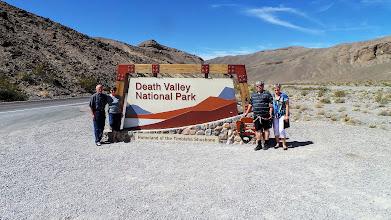 Photo: 2015 tur 1 - marts tur til Joshua Tree og Death Valley National Parker sammen med Hanne og John