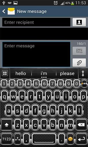 A. I. type Black Theme HD א