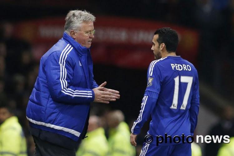 Un petit tour et puis s'en va pour Pedro à Chelsea ?