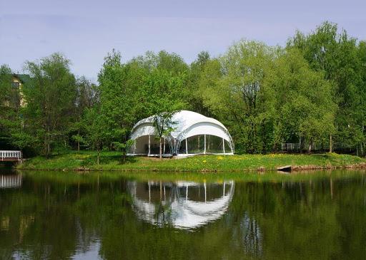 шатер для свадьбы в «Воскресенское»