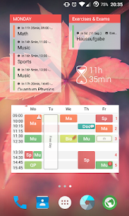 TimeTable++ Schedule- screenshot thumbnail