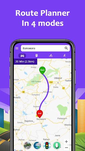 Street View Live Map 2020 - Satellite World Map 2.0 screenshots 3