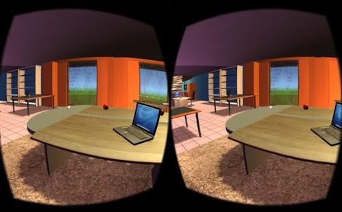 VR Home Design 3D Construction Cardboard App - náhled