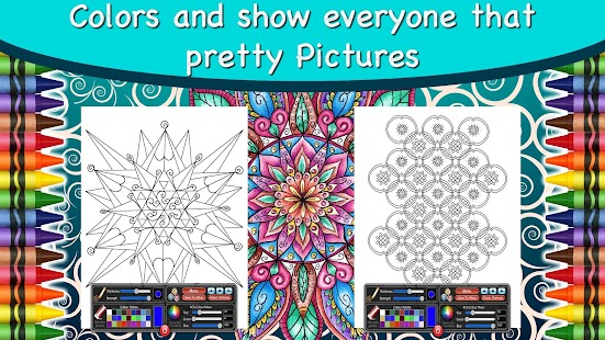 Game Coloring Book For Adults APK For Windows Phone