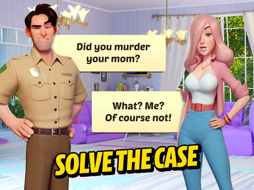 Small Town Murders: Match 3 screenshot 10