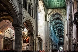 Photo: Kathedrale in Liseux / Frankreich