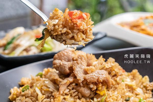 泰炒捌食(高雄)泰式平價餐館!招牌打拋豬炒飯及麻辣炒泡麵,必吃泰式酸辣鍋燒意麵
