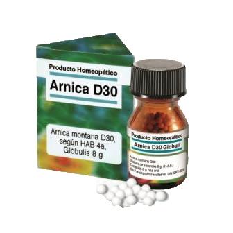 arnica montana d30 8g biotecnoquimica