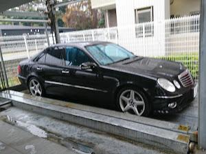 Eクラス セダン  w211 E350アバンギャルドS 2007のカスタム事例画像 jeff350さんの2019年01月23日21:34の投稿