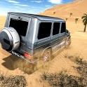 4X4 SUV Desert Jeep Driving Stunts Adventure 2018 icon