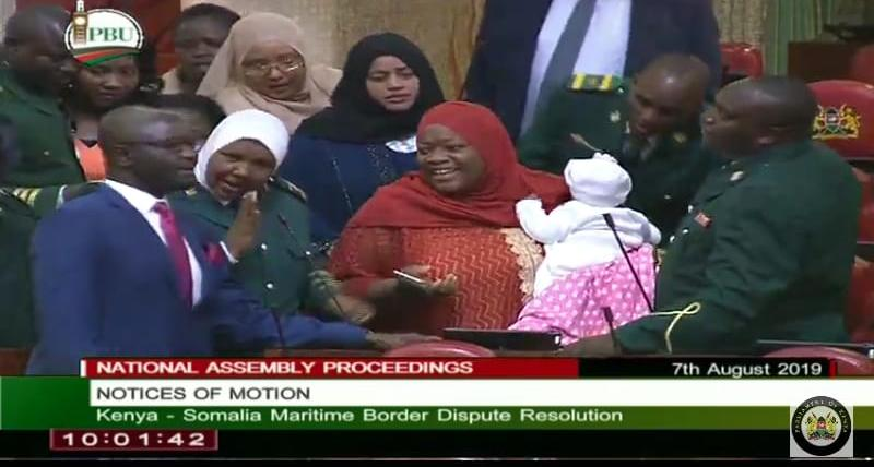 Amazing Mp Kicked Out Of Parliament After Walking In With Baby Beutiful Home Inspiration Ommitmahrainfo