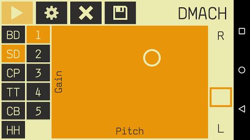 DMach - Drum Machine