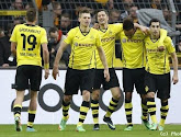Wolfsburg, avec De Bruyne et Malanda, s'incline à Dortmund