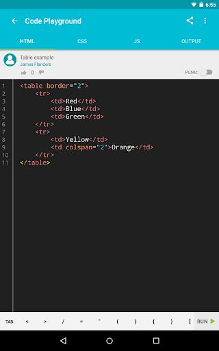Learn HTML 5.5.2 screenshots 14