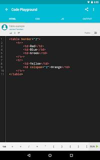 Learn HTML screenshot 13