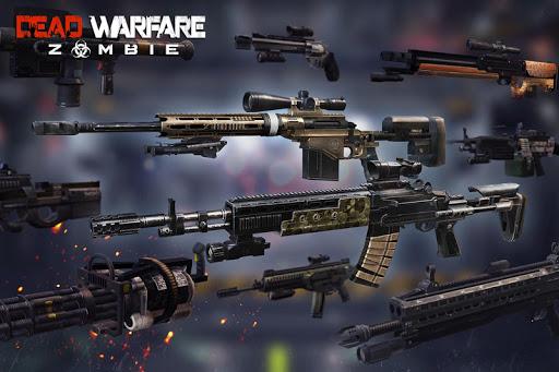 Zombie Spiele : DEAD WARFARE  Frei Ressourcen 1